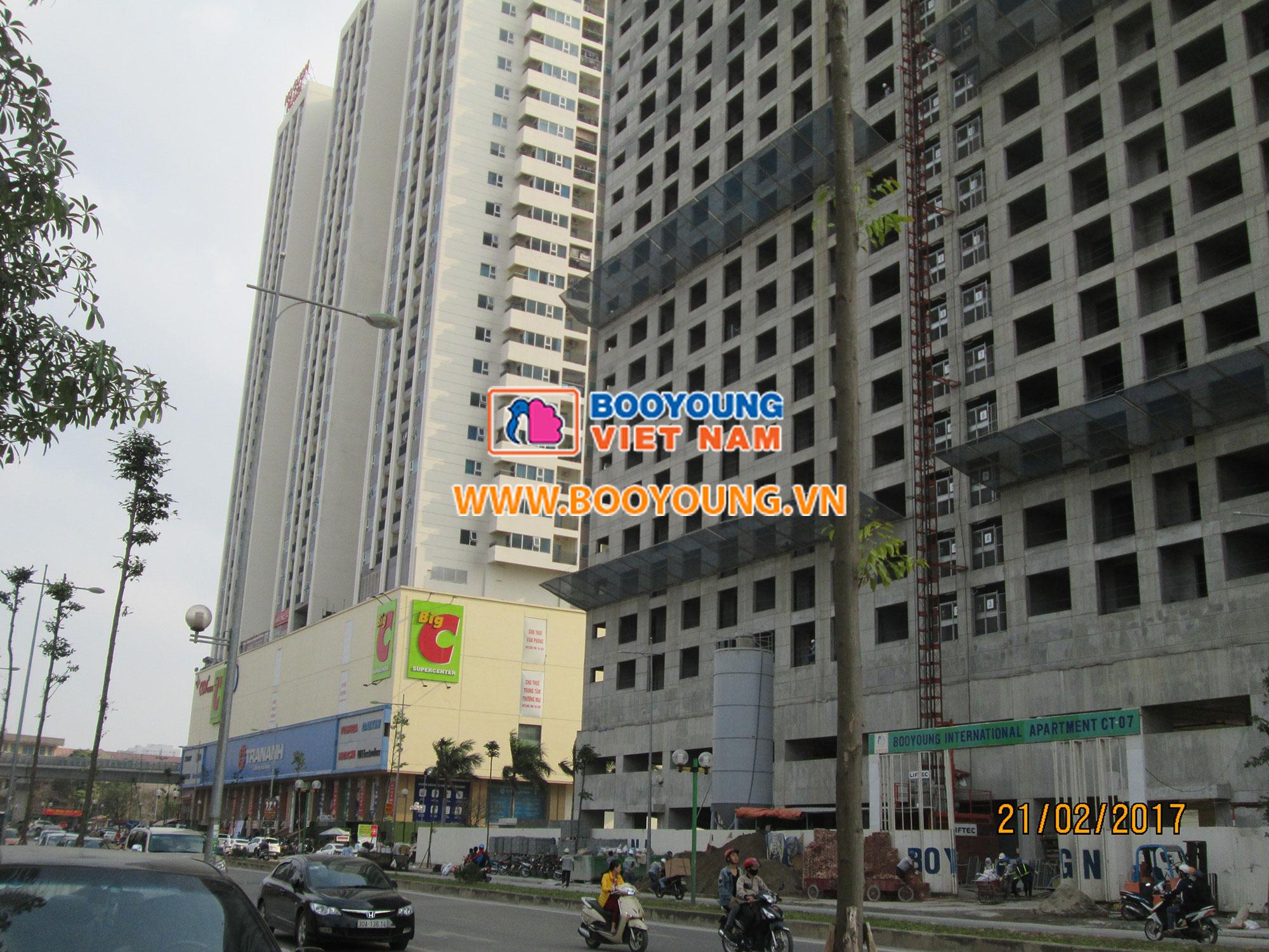 Ngã Tư Mỗ Lao, Trường THCS Lê Lợi