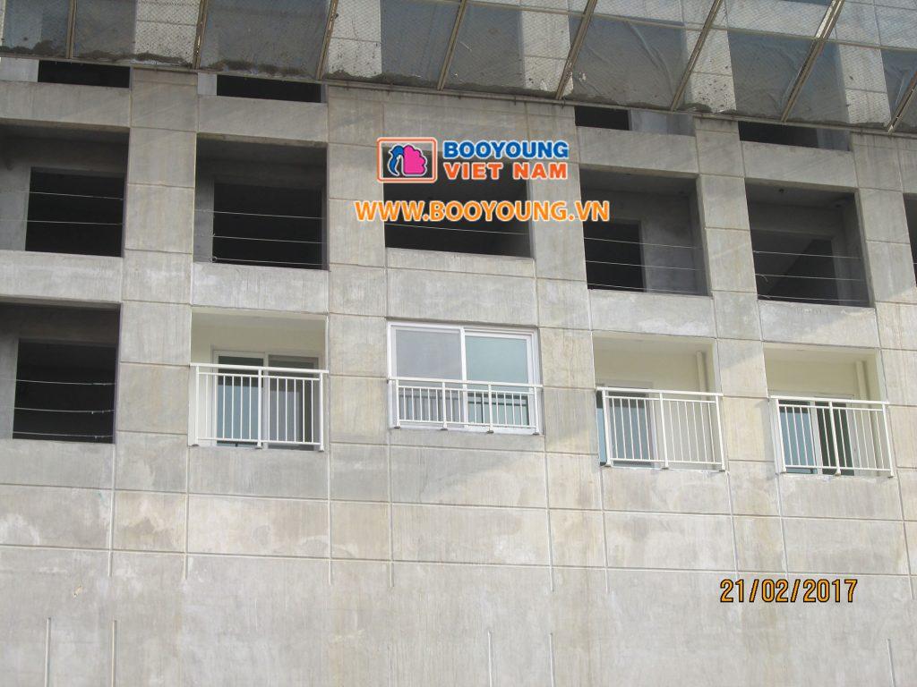 Nhà mẫu dự án chung cư Booyoung