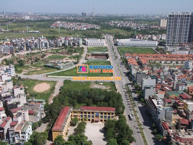 Trương THCS Lê Lợi - Mỗ Lao