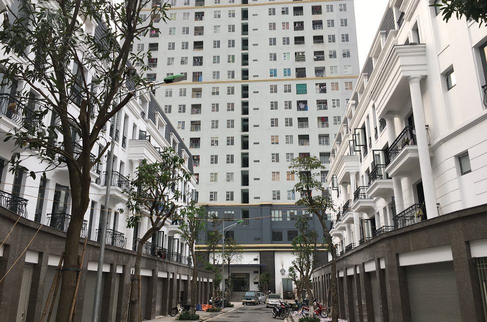 Chung cư Hà Đông Park View