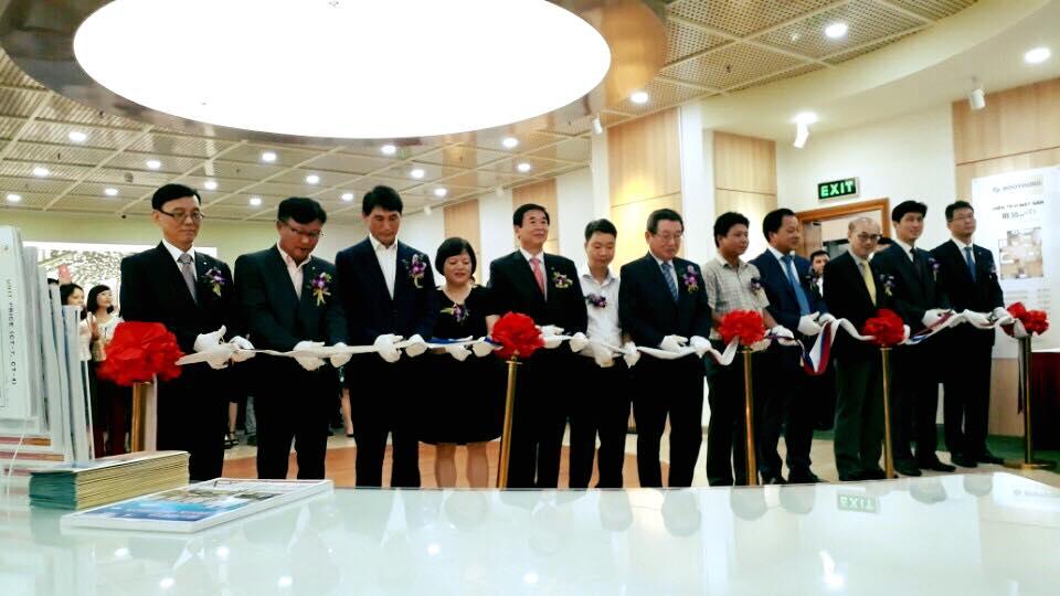Hình ảnh lễ giới thiệu căn hộ dự án Booyoung tại Hà Nội