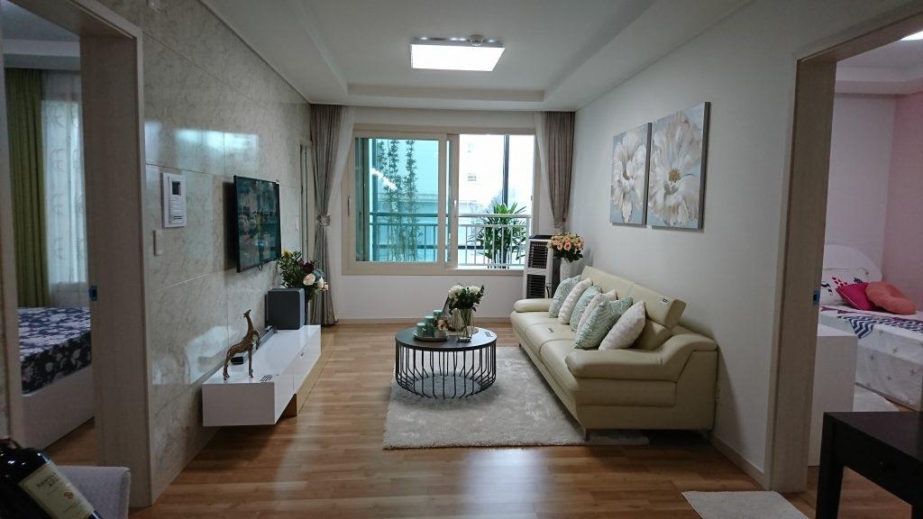 Thiết kế căn hộ Booyoung Vina