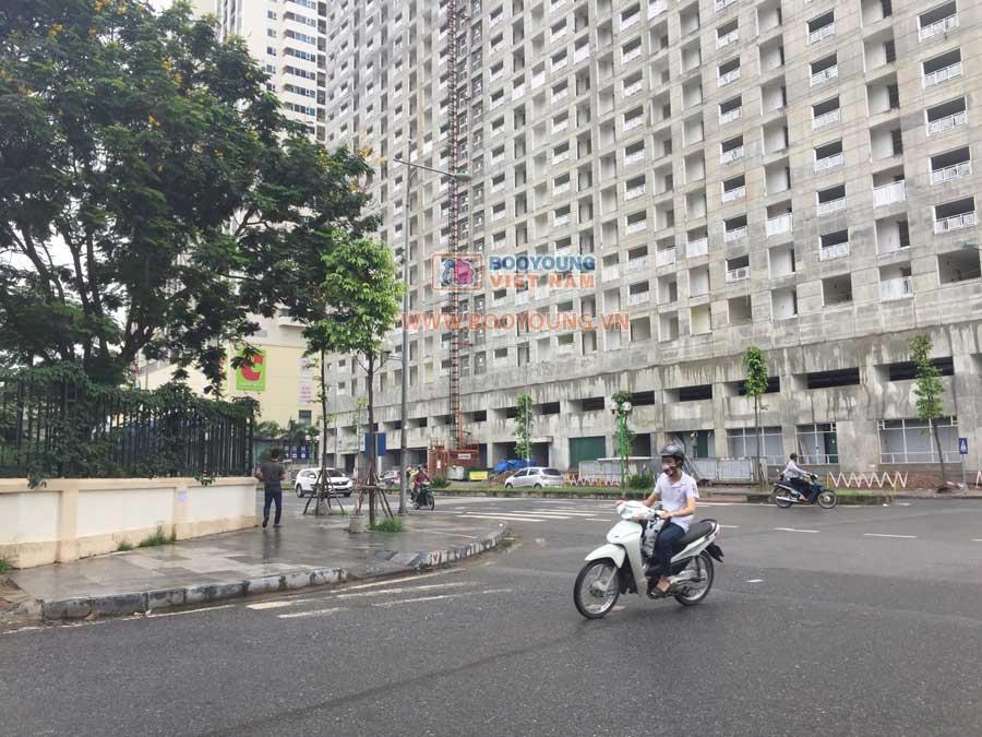 Tòa CT7 của Booyoung Vina dự kiến được tung ra thị trường trong quý III/2017