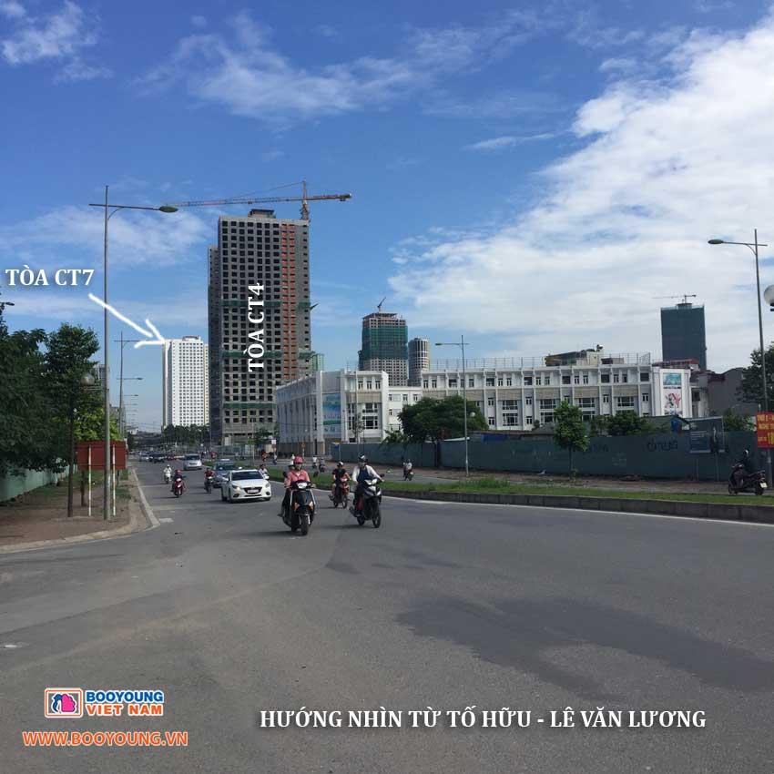 Tòa chung cư CT4 Booyoung Vina