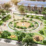 Giải pháp ghép căn hộ tại căn hộ cao cấp Iris Garden Mỹ Đình