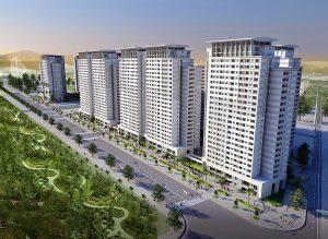 Phối cảnh Chung cư Park View Residence.
