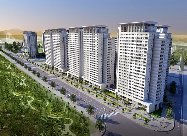 Phối cảnh Chung cư Park View Residence
