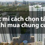 Kinh nghiệm lựa chọn tầng hợp phong thủy khi mua chung cư