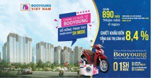 Chung Cư Booyoung Vina Mỗ Lao Hà Đông