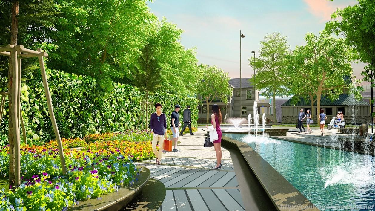 FLC Premier Park có nhiều tiện ích xanh – sạch – đẹp