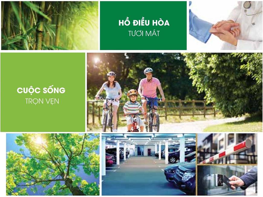 Thông tin dự án Khu đô thị FLC Premier Park - FLC Đại Mỗ