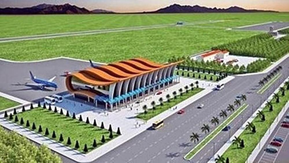 Sân bay Phan Thiết Dự kiến triển khai thi công quý 3/2019