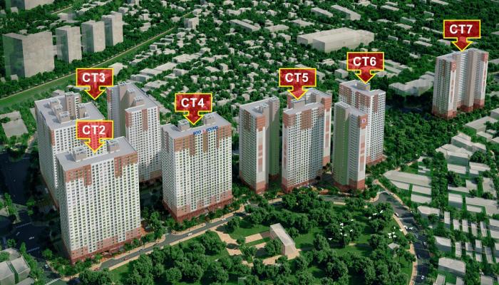 Mở bán chung cư Booyoung Vina