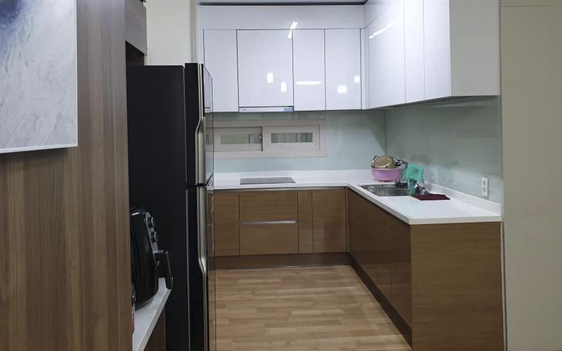 Phối cảnh căn hộ cao cấp chung cu Booyoung Vina