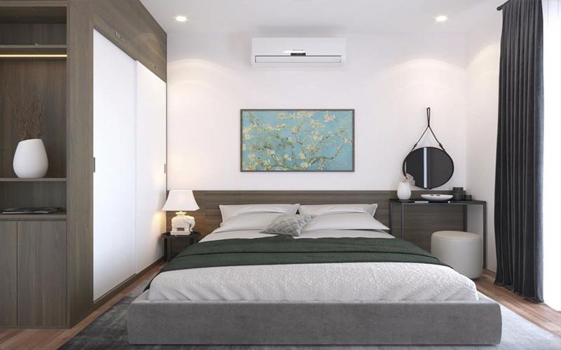 Cho thuê căn hộ 107,35m2 tòa CT7 chung cư Booyoung