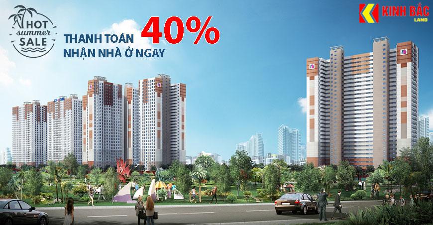 Mở bán chung cư quốc tế Booyoung trong tháng 7
